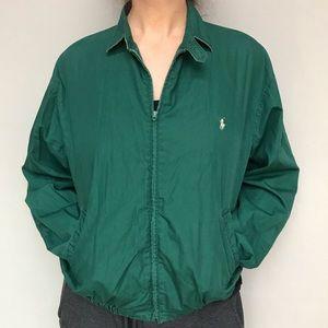 Polo Ralph Lauren Vintage Bayliner Jacket Zip Up